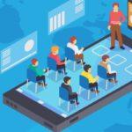 Online oktatás a Keményben