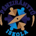 A megújult PÉNZIRÁNYTŰ ISKOLA logó
